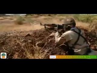 Военные учения в бедствующих странах, пиу-пиу